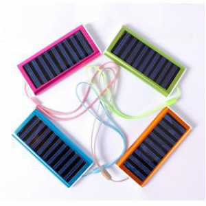 Mini Solar Power Banks
