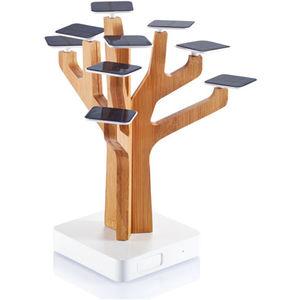 Eco-Friendly Solar Tree Power Bank