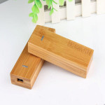 Bamboo Power Bank